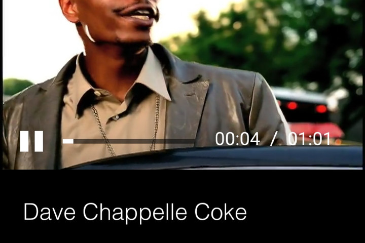 Coca-Cola with Dave Chapelle