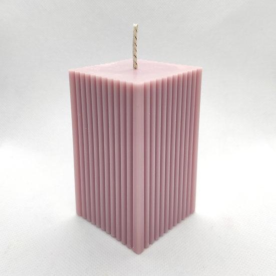 Violet Lavender Pillar