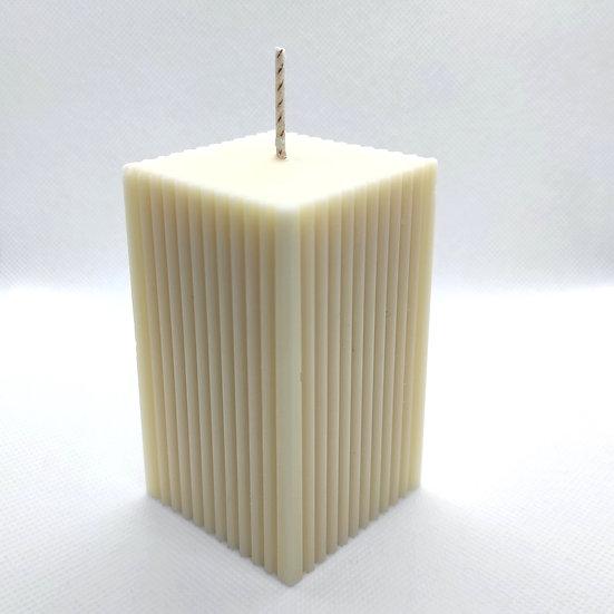 Cream Coconut Pillar