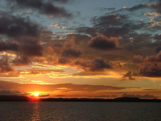Gatcombe Head, Facing Island