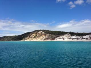 Arch Cliffs, Fraser Island