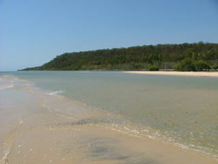 Coolooloi Creek, Fraser Island