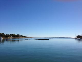 Boyne Island at last