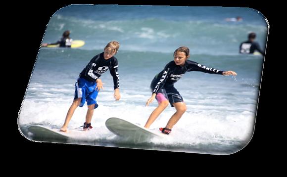 冲浪Surfing