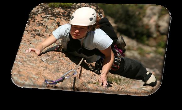 攀岩Rock Climbing