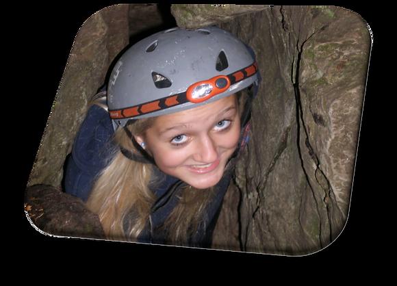 洞穴探险Caving
