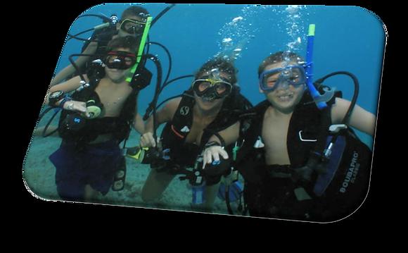 潜水Scuba Diving/Snorkeling
