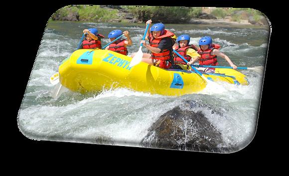漂流River Rafting