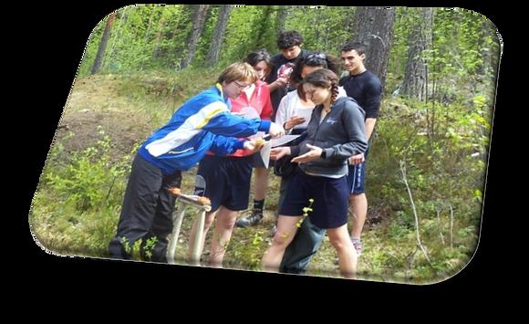徒步/定向越野Hiking/Orienteering
