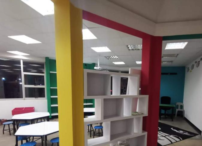 room dividers multiple learning spaces