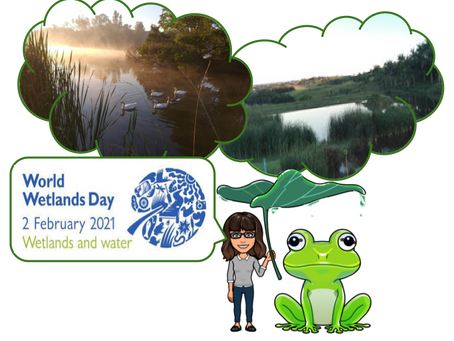 World Wetlands Day #RestoreWetlands