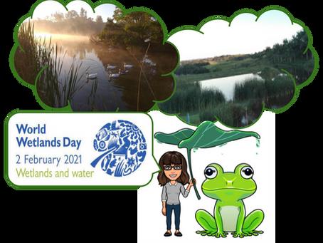 World Wetlands Day #RestoreWetlands