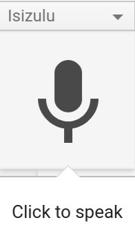 Voice Typing to Assist in Speaking an Additonal Language