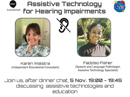 Assistive Technology for Hearing Impairments