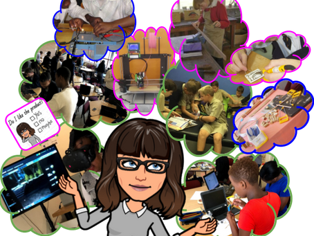 Recreate and Evolve your Tech or D&T Classroom into a MakerSpace