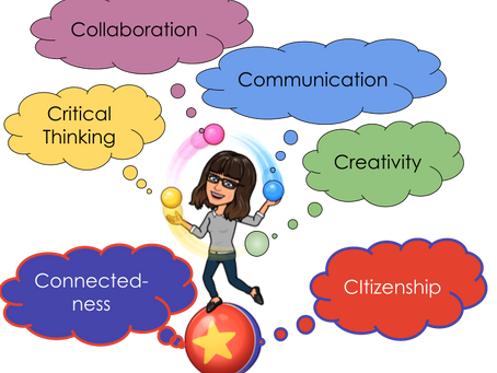Citizenship & Connectedness & other 4Cs in your classroom