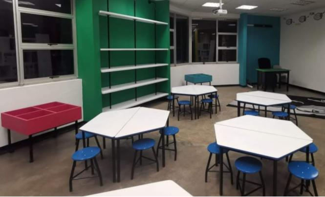 learning spaces room