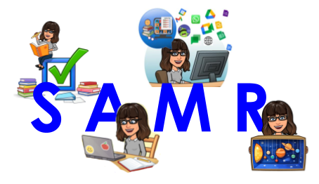 The SAMR Model - Technology, My Teaching and Learning Engagement