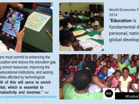 Education is a Fundamental Driver of Personal, National and Global Development