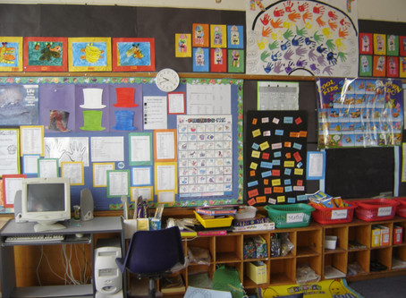 An Inviting Learning Space - The Classroom