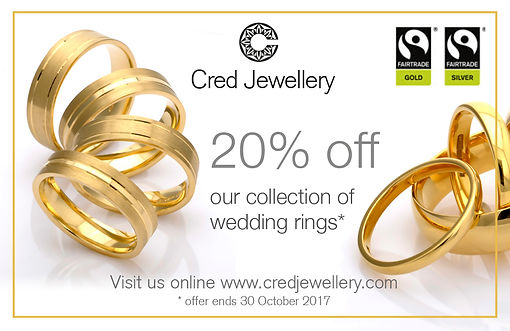 Cred Jewellery advert