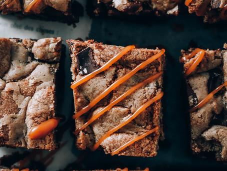 Brookies noix de pécan et chocolat