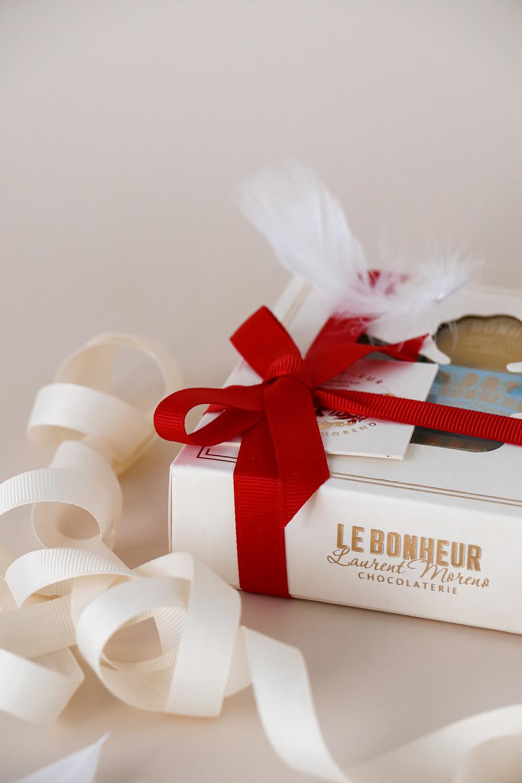 Laurent Moreno, Le Bonheur chocolaterie, Elodie Leneveu
