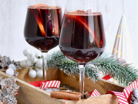 Christmas Sangria | Sangria de Noël