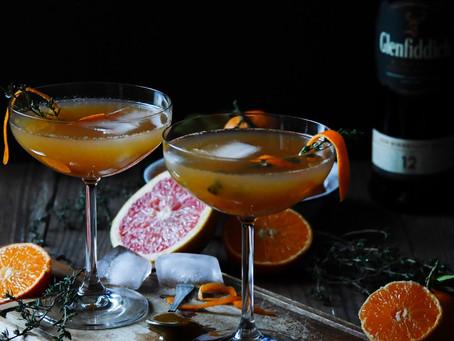 Honey Splash cocktail