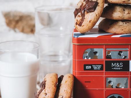 Cookies à l'huile d'olive et au chocolat