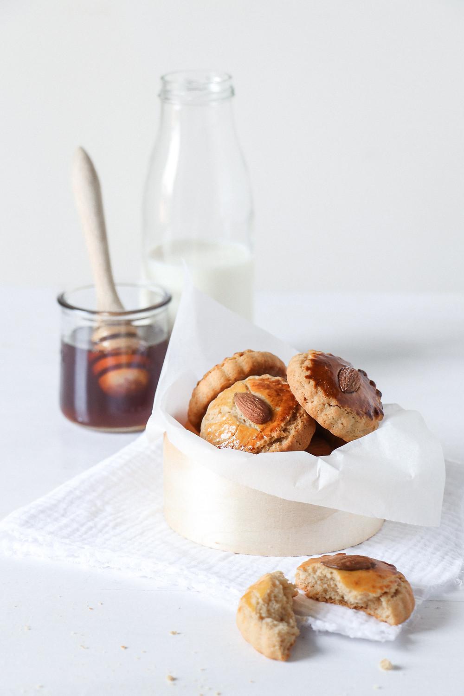 Sablés au miel, Elodie's bakery