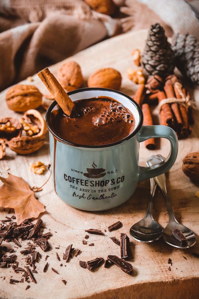 Chocolat chaud, Elodie's Bakery