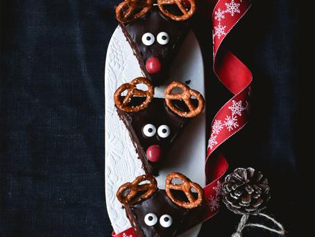 Les rennes de Noël au chocolat