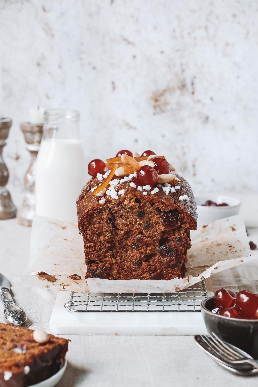 Walsingham honey cake, Elodie's bakery