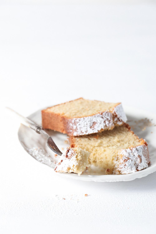 Cake ultra vanille, Elodie's Bakery