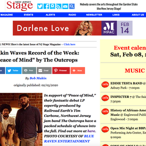MAKIN WAVES RECORD OF THE WEEK!