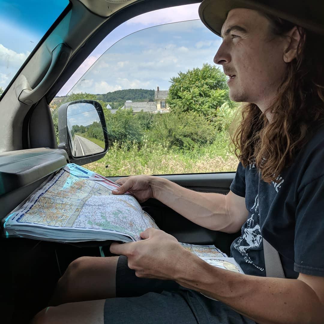 Bryan Navigating