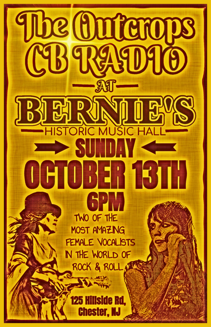 Bernie's Music Hall