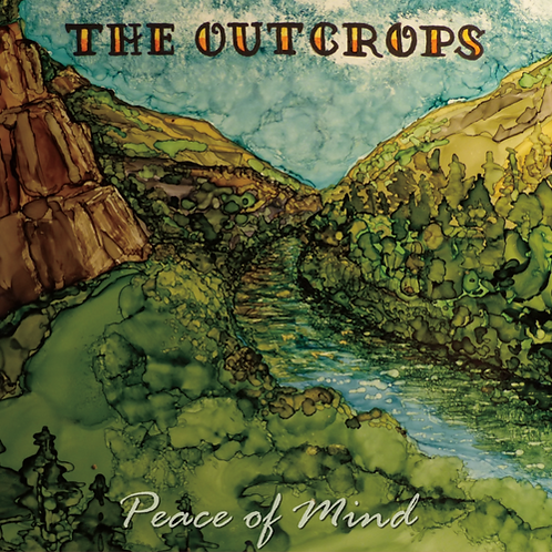 Peace of Mind / Compact Disc (CD)