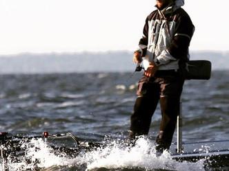 HUNTER FINISHES 22ND ON LAKE ERIE...LANDS INVITE TO 2016 BASSMATER ELITE SERIES...