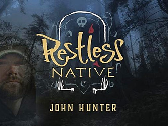 FAILURE IS WHAT DRIVES US...JOHN HUNTER JOINS RESTLESS NATIVE PODCAST WITH NEW SPONSOR...