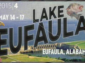 UPDATE - DAY 1 AT LAKE EUFAULA...