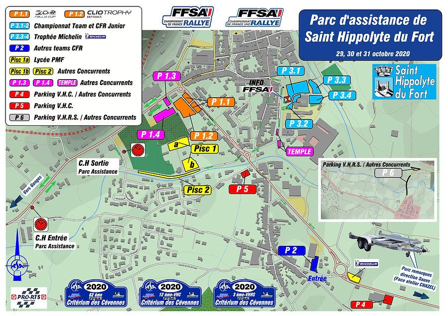 CVN-2020 - Parc assistance St Hippolyte.