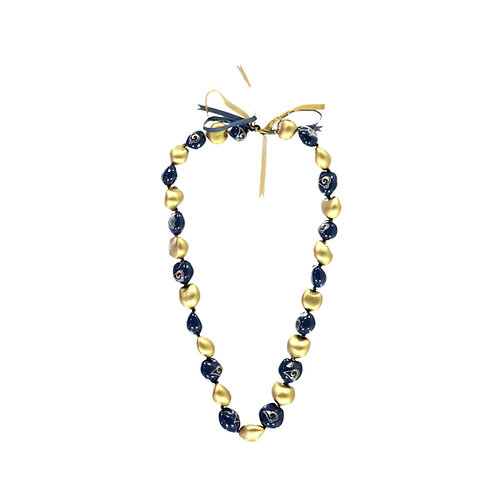 Los Angeles Rams Kukui Nut Lei