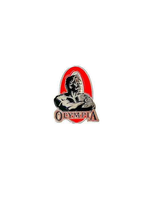 Joe Weider's Olympia Pin
