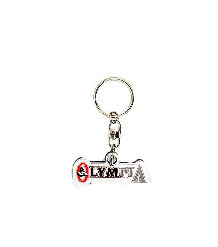 Olympia Keychain