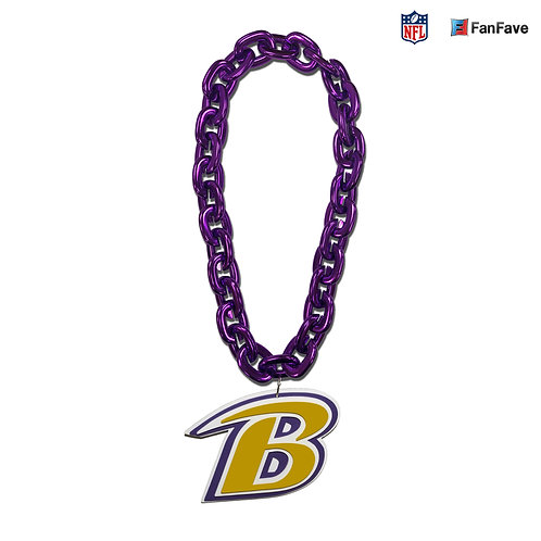 Baltimore Ravens Touchdown Chain