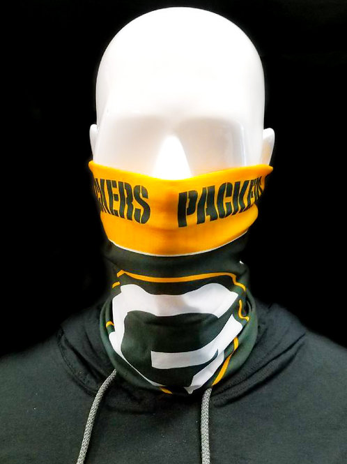 NFL Green Bay Packers Gaiter Scarf