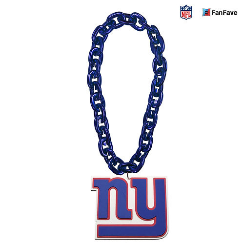 New York Giants Touchdown Chain