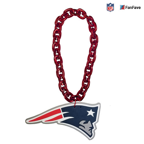 New England Patriots Touchdown Chain